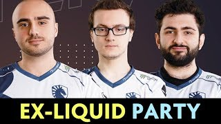 Miracle, Kuroky, GH + coach PARTY — ex-Liquid BACK from vacation