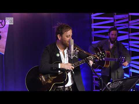 KFOG Private Concert: Dan Auerbach - Interview
