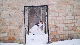 Видеосъемка свадьбы зимой   Черкассы 2017