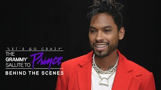 """Miguel Praises Prince, Talks About """"I Would Die 4 U""""