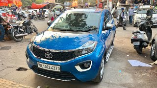 Modified Tata Nexon | In Dash Stereo Installed | Chrome Kit For Tata Nexon | Tata Nexon Accesories