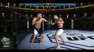 EA Sport UFC First Match on Blackshark