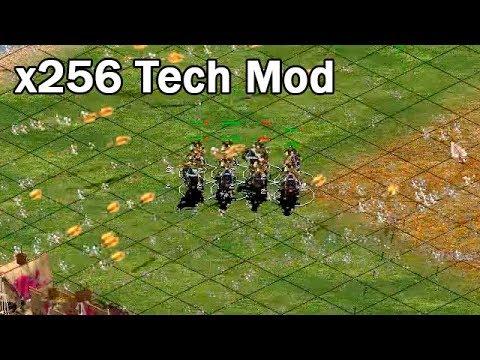 Another Random Everything   x256 Tech Mod!