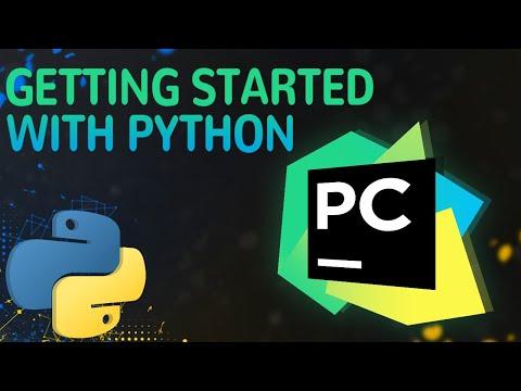 Python & PyCharm Tutorial For Beginners thumbnail