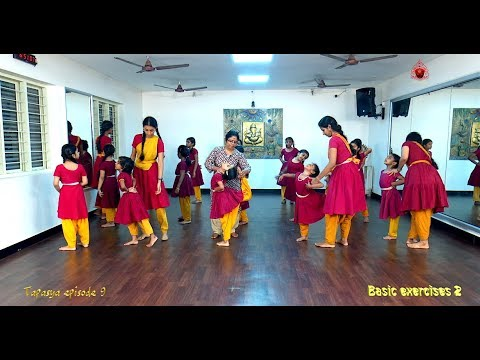 Tapasya episode 09 - Sridevi Nrithyalaya - Bharathanatyam Dance