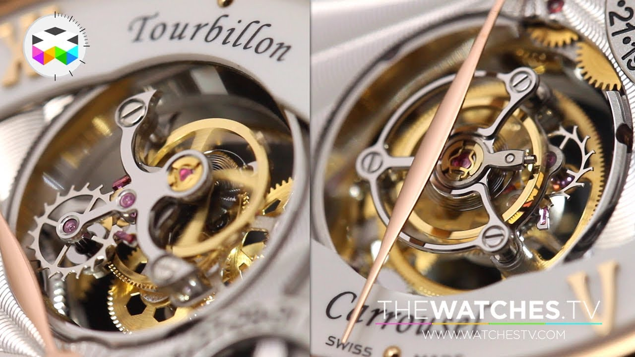 Image result for tourbillon escapement mechanism