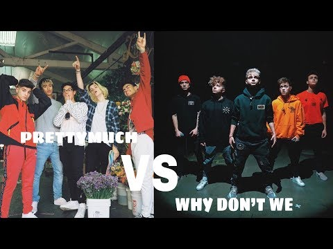 BATTLE: PRETTYMUCH VS Why Don't We