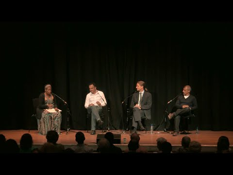 Robben Island Shakespeare panel discussion at the Southbank Centre, 2012
