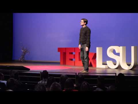 The mark of criminality: Bryan McCann at TEDxLSU