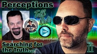 Flat Earth Clues Interview 32 - Perceptions Radio with Rob Skiba via Skype Audio - Mark Sargent ✅