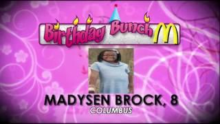 Birthday Bunch - 03-03-17
