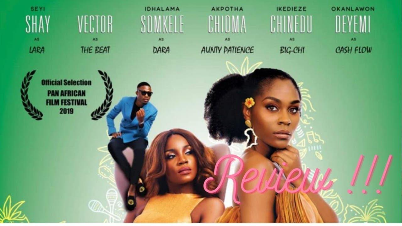Download Latest Nollywood Nigerian Movie (Vector, Seyi shay, Somkele Iyamah, Wale Ojo) Lara & the beat Review