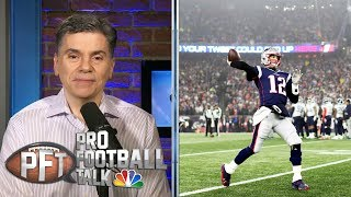 Could Tom Brady replace Jimmy Garoppolo on the 49ers? | Pro Football Talk | NBC Sports