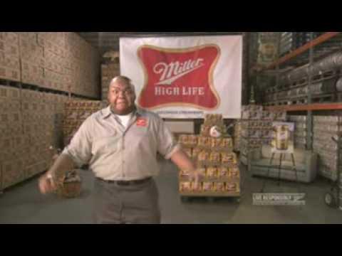 Miller High Life: 1 Second Ad- Super Bowl Ad 2009