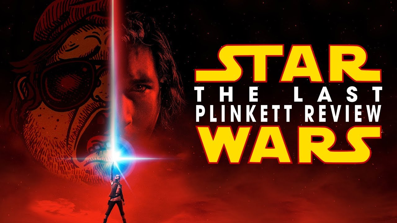 Rian Johnson Red Letter Media.Mr Plinkett S Finally Releases His Tone Deaf Last Jedi Review