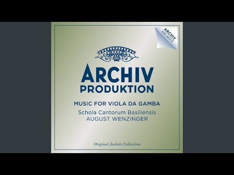 J.S. Bach: Sonata For Viola da Gamba And Harpsichord No.1 In G, BWV 1027 - 3. Andante