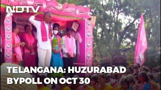 Prestige Battle For Telangana Chief Minister In Huzurabad Bypolls