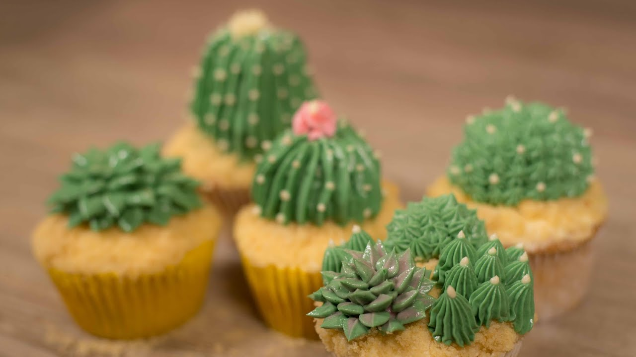 Decorating Tips Cupcakes