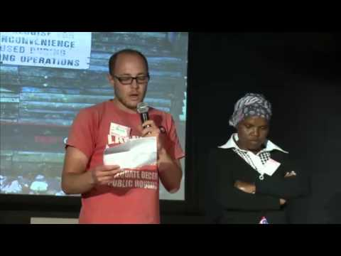 Designing a city from the bottom up: Jared Sacks and Nobanzi Dlodlo at TEDxCapeTown City2.0