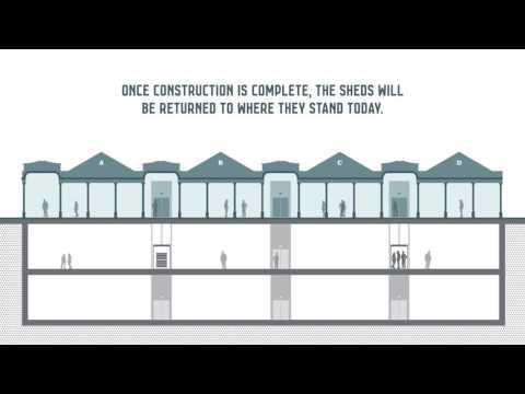 Queen Victoria Market Precinct Renewal | City of Melbourne