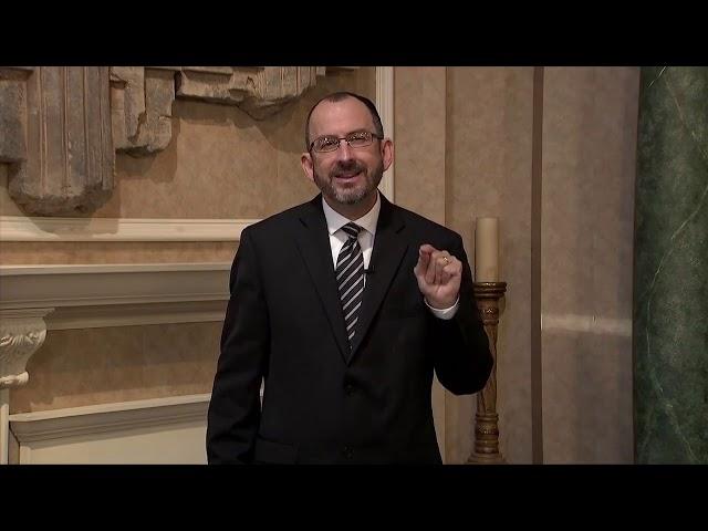 Dr  Baruch Korman - Jonas Capítulo 4 (Español)