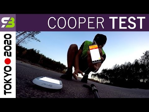 What Is Your Fitness Level? Do With Me A Simple Running COOPER TEST.