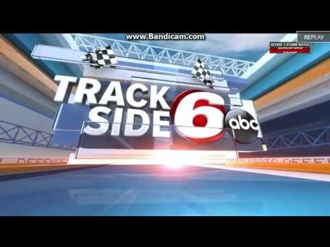 "WRTV RTV 6 News at 6pm Sunday ""Trackside 6"" special open May 28, 2017"
