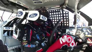 Full Martinsville in-car: Clint Bowyer Video