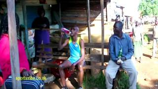 Mo Farah training in Kenya - Sportsvibe TV