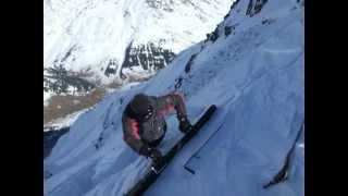 Не стоит катать по закрытым трассам! 2008 лавина Чегет