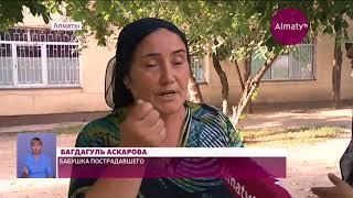 Неизвестный сбил 4-летнего ребенка на ВОАД и бросил умирать под деревом (16.07.18)