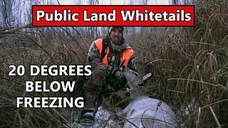 Public Land Deer Hunting In Central Minnesota - Deer Hunting