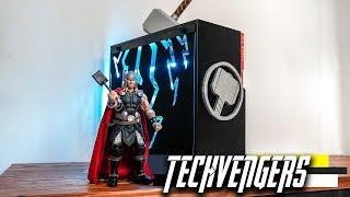 Thor Gaming PC Build Mod! -- Techvengers 2018