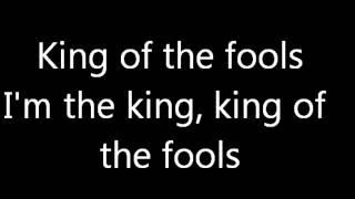 Twisted Sister - King of the fools (lyrics)