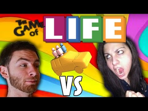 Game of Life NEW APP - KELLY vs WHITEBOY vs CHAT (Mobile Edition)