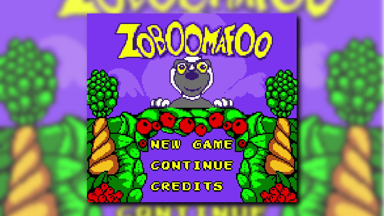 Zoboomafoo Game Title Theme - Z...