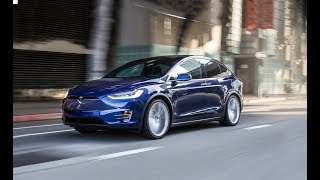 Top Acceleration 2016 Tesla Model X Configurations System Engine