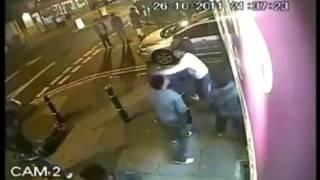 👊 6 guys vs 2 boxers Street Fight 👊