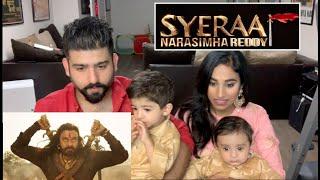 Sye Raa Narasimha Reddy Teaser Reaction | Chiranjeevi | Amitabh Bachchan | Ram Charan |