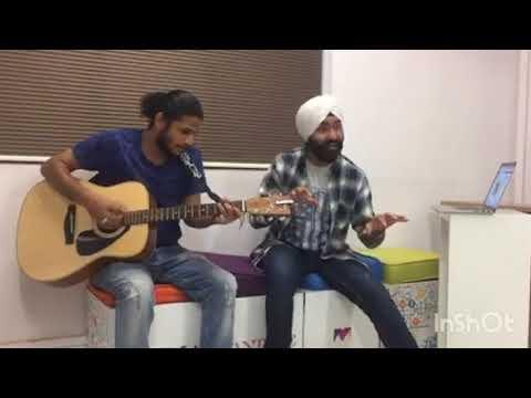 Slow Motion Angreja covered by Diwakar Singh Kachhawaha and Tajinder Singh