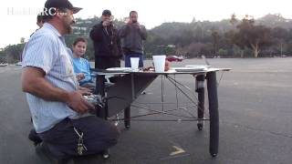 FLYING TABLE