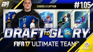 DRAFT TO GLORY! TOTY RONALDO IS A CHEAT CODE! #105 | FIFA 17 ULTIMATE TEAM