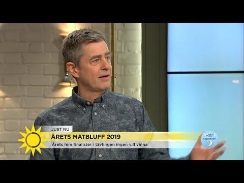Här är årets värsta matbluffar - Nyhetsmorgon (TV4)