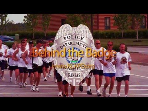 Behind the Badge (Ofc  Parker) - KCKPD