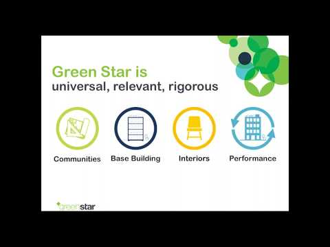Intro to Green Star Performance