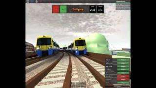 Roblox: Transport Simulator, MTG.