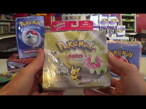 Pokemon WOTC Sealed Box Purchase!  Base, E Reader, 1st Edtion