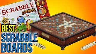 7 Best Scrabble Boards 2016