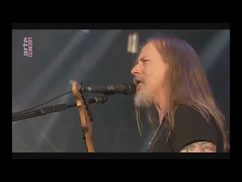 Alice in Chains - No Excuses (Live Hellfest 2018)