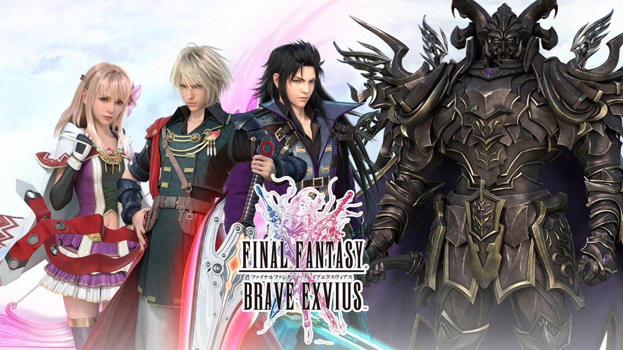 Final Fantasy Brave Exvius English Version First Look